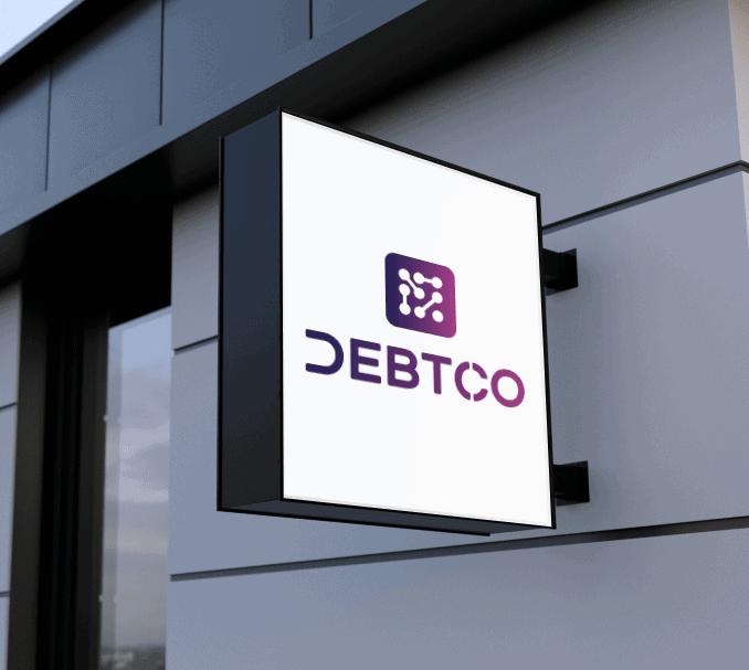 Debtco sign